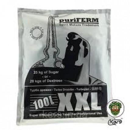 Сухие турбо дрожжи Puriferm XXL 100 литров