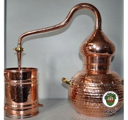 Аламбик классика клепанный 3 литра