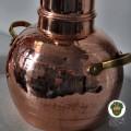 Аламбик с колонной паянный5 литров