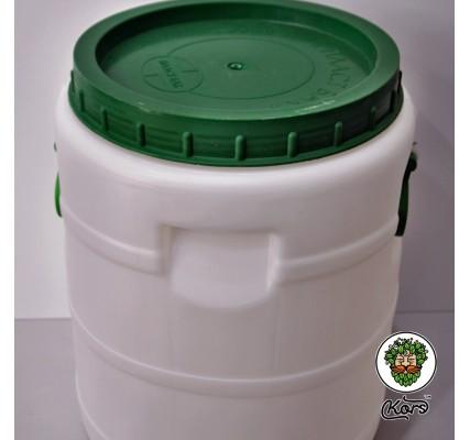 Бочка пластиковая (бродильная емкость) 30 литров