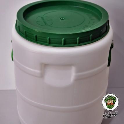 Бочка пластиковая длябраги 30 литров