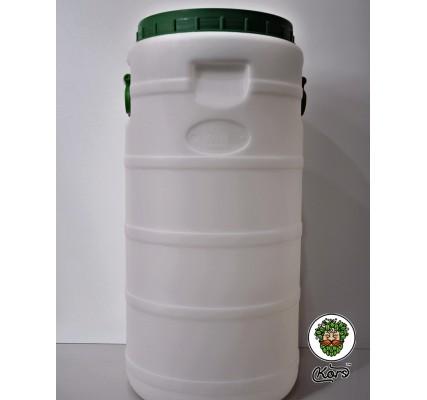 Бочка пластиковая (бродильная емкость) 50 литров