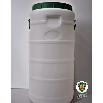 Бочка пластиковая длябраги 50 литров