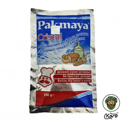 Сухие дрожжи Pakmaya Crystal