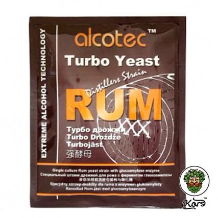 Турбо дрожжи Rum turbo