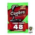 Спиртовые турбо дрожжи Кобра Turbo Extreme 48