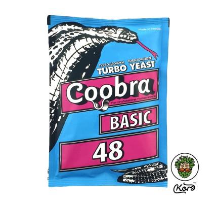 Спиртовые турбо дрожжи Coobra 48 Basic