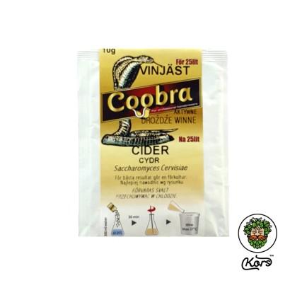 Сухие дрожжи Сoobra Cider (сидр)