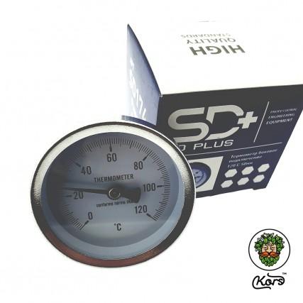 Термометр механический резьбовой