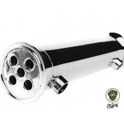 Кожухо-трубный дефлегматор 2 дюйма кламп