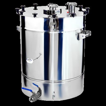 Куб Kors Professional 120 литров 3 дюйма кламп
