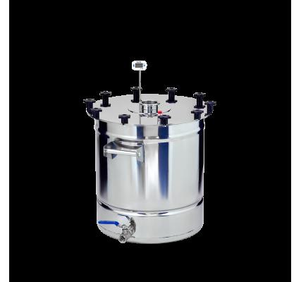Куб для самогонного аппарата Kors Universal 30 литров 2 дюйма кламп
