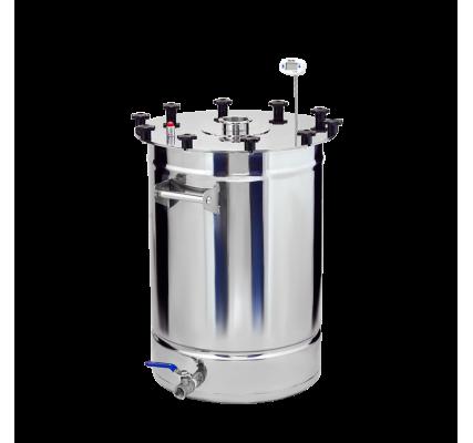 Куб для самогонного аппарата Kors Universal 40 литров 2 дюйма кламп