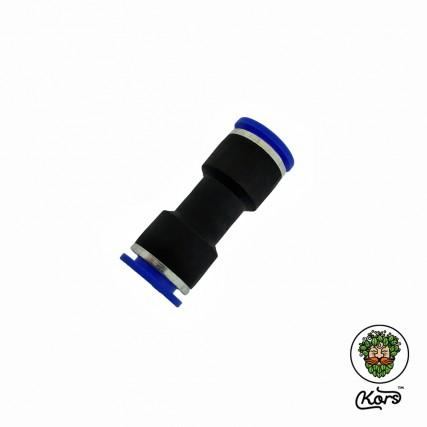 Соединитель пуш фитинг 12 мм