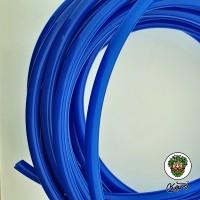 Шланг полиуретановый синий 8х5.5 мм.