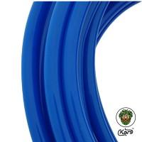 Шланг полиуретановый синий 6х4 мм.