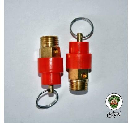 Предохранительный клапан сброса давления 1/4 нар. резьба (взрывной клапан)